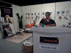 Neolim vous attend sur le Salon Immobilier de Voiron ce week-end !