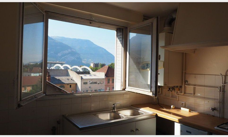 T4 appartement 4 pieces - Grenoble