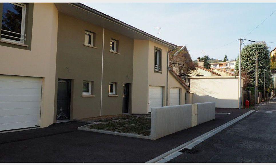 maison 4 pieces - Saint-Marcellin